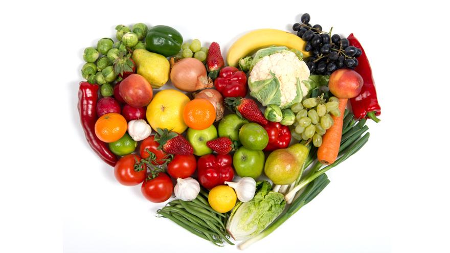 A heart-healthy diet Pic: Rex/Shutterstock