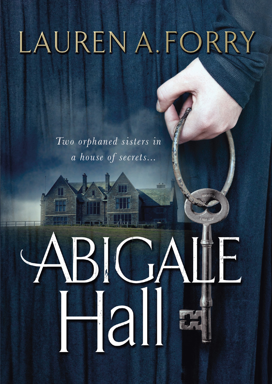 Abigale Hall book cover