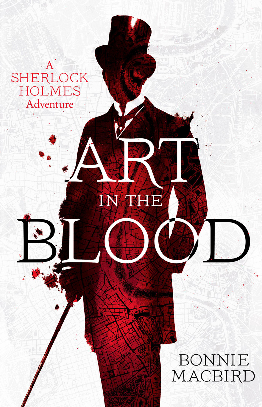 Art In The Blood book cover