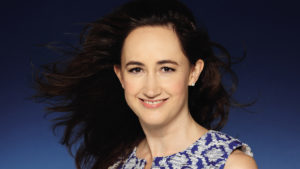 Author Sophie Kinsella Pic: ©John Swannell