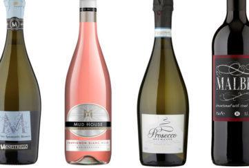 Morrisons wine