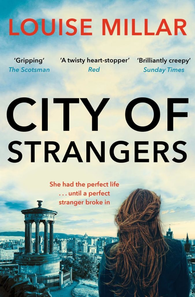 City of Strangers cover