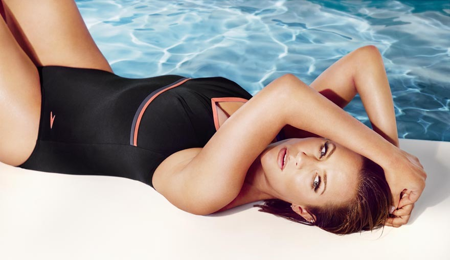 Caroline for Speedo