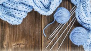 Knitting needles and wool Pic: Thinkstock