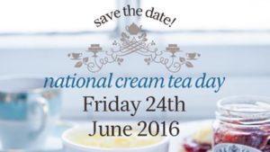 Cream Tea Day logo