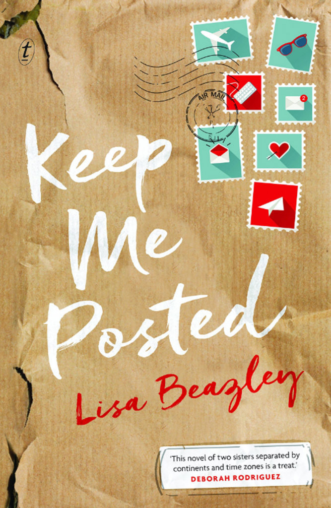 Keep Me Posted book cover