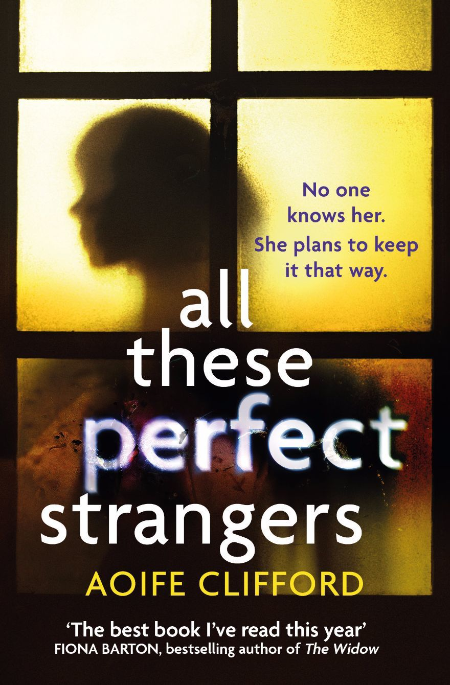 book cover of all these perfect strangers