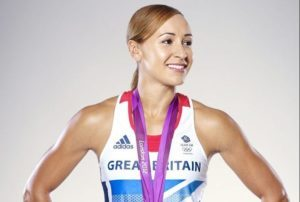 Jessica Ennis looks lovely