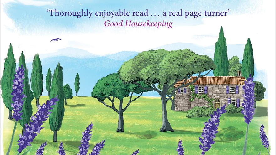 The Lavender House book cover