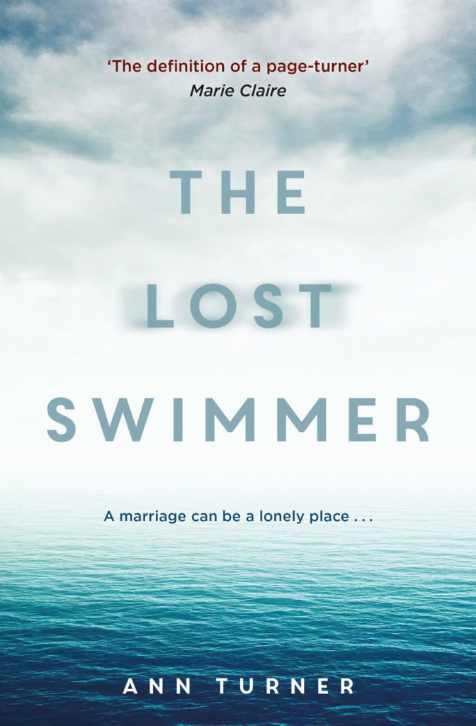 The Lost Swimmer book cover