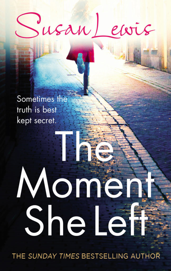 The Moment She Left book cover