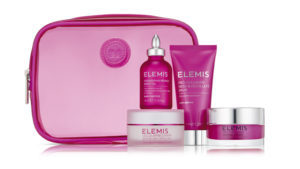 Elemis face and body products