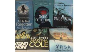6 crime novels