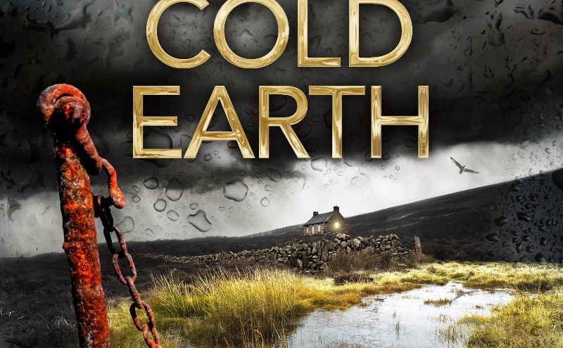 cold earth book cover ann cleeves