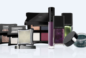 Illamasqua make-up