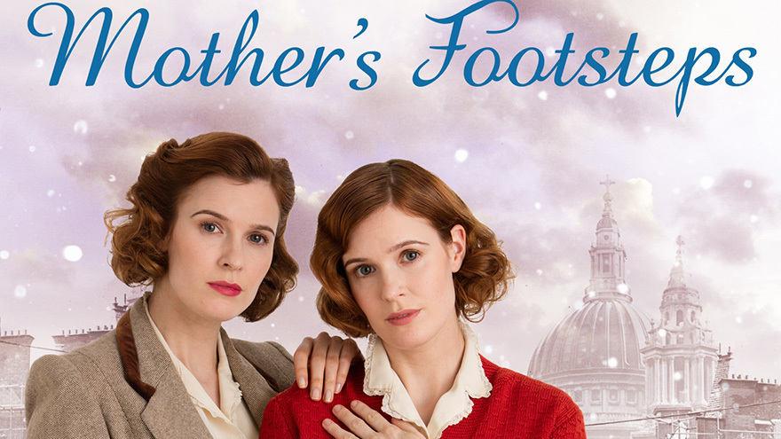 In Their Mother's Footsteps book cover