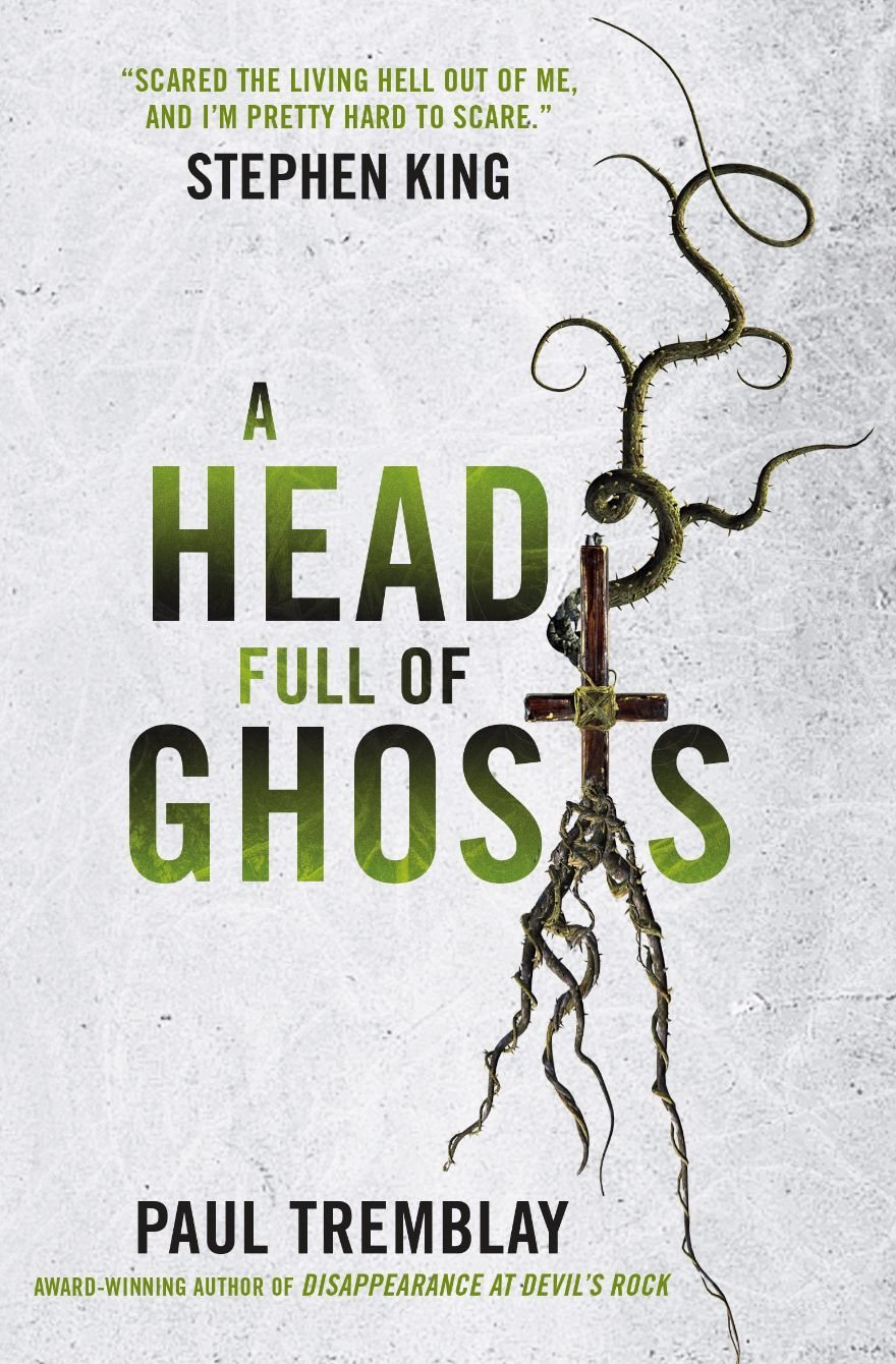 A Head Full Of Ghosts book cover