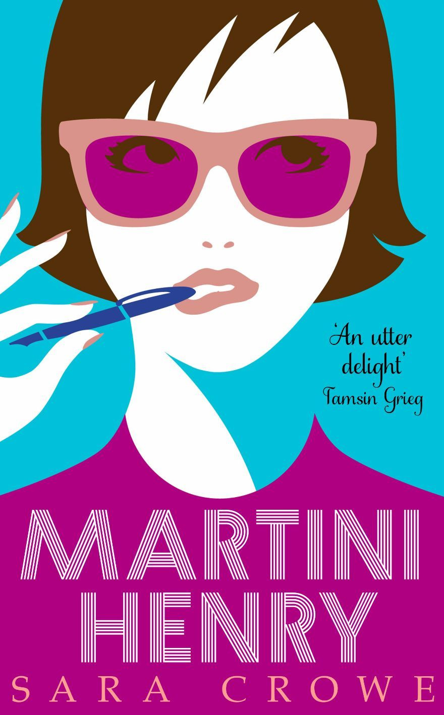 Martini Henry book cover