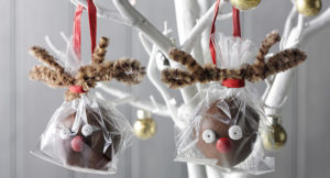 Reindeer Edible Christmas Tree decorations