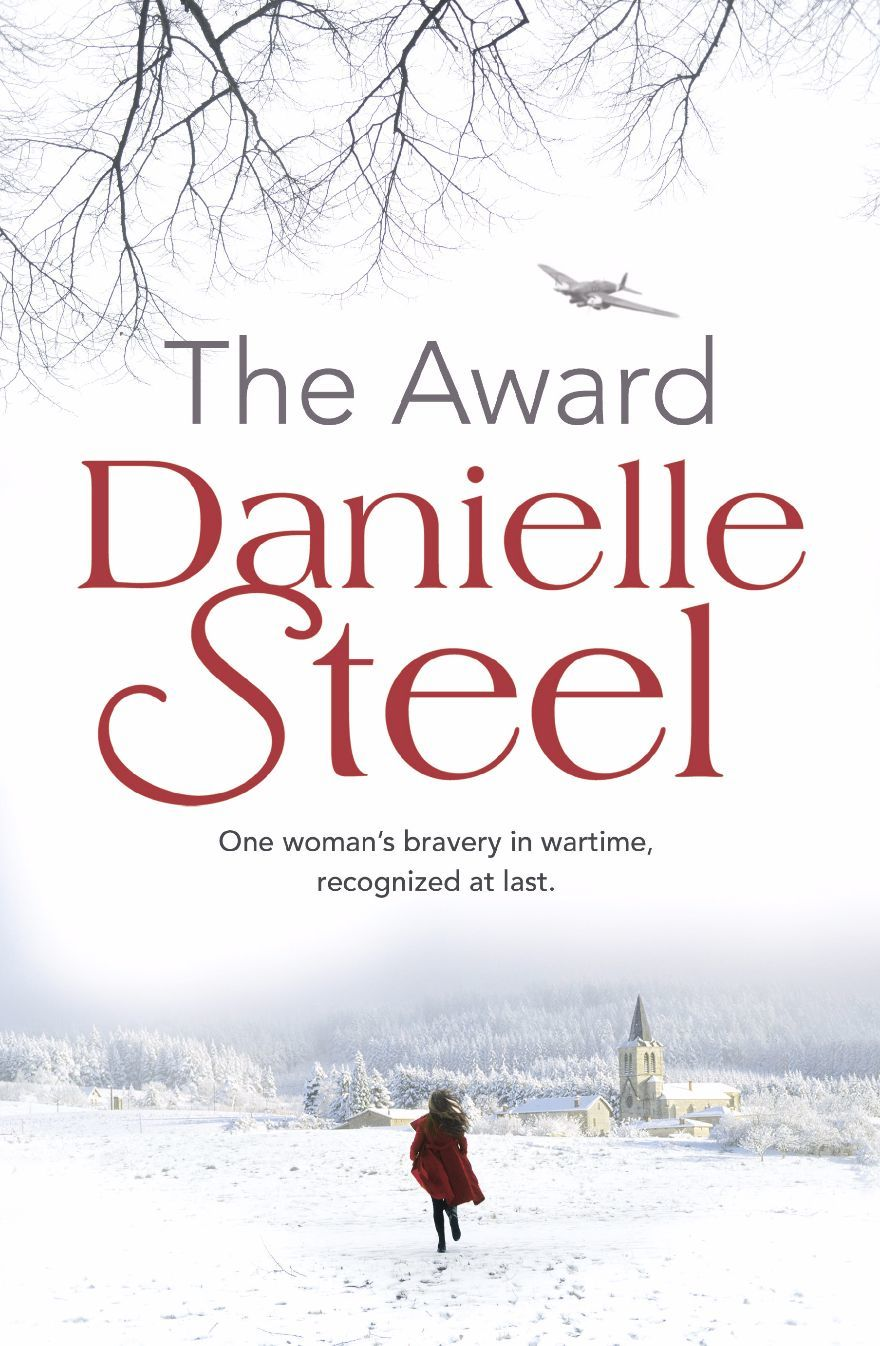 The award Danielle Stee book cover