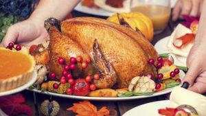 A turkey platter Pic: Istockphoto