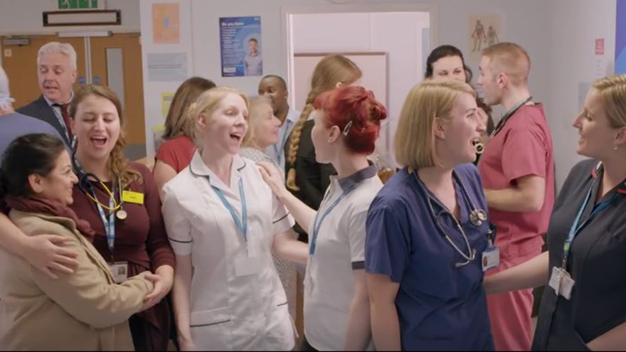 The NHS Choir - Lewisham & Greenwich