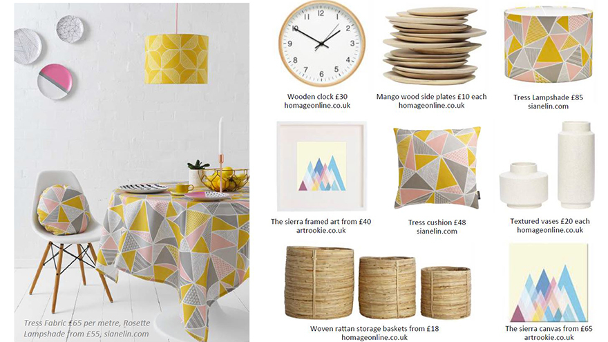 Scandinavian chic for your home