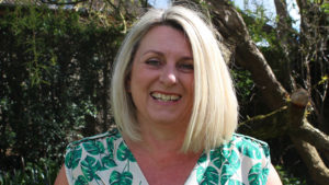 Author Cathy Bramley