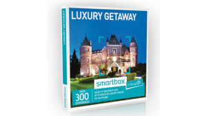 A buyagift luxury getaway smartbox