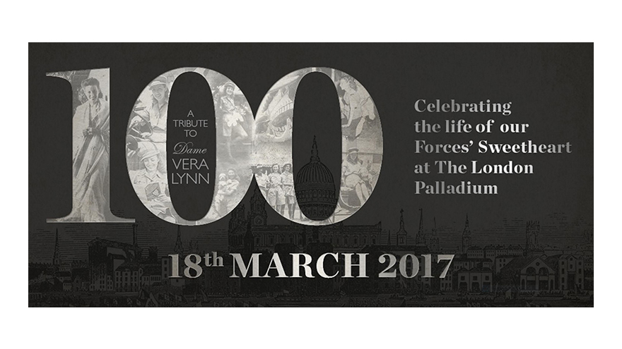 Vera Lynn concert details