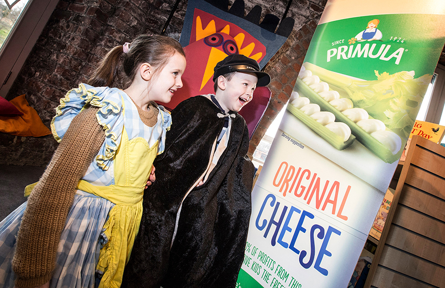 Children Dream Big with Primula Cheese and the NSPCC!
