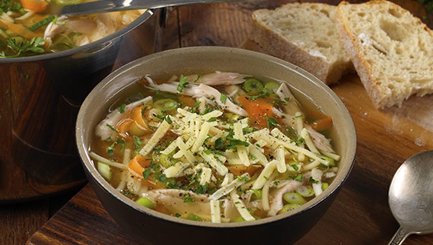 Richard's Chicken Noodle Soup