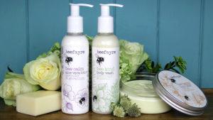 Waggledance Body & Bath products