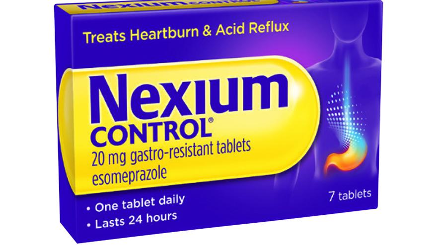 Nexium tablets
