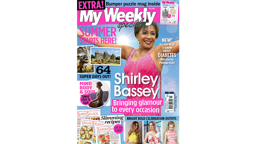 Cover of My Weekly Summer Starts Here Special