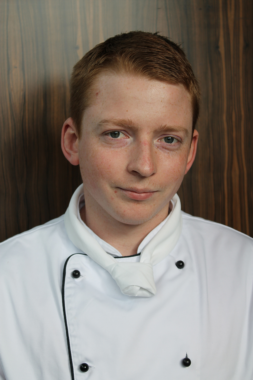 Adam Woolven - Head Chef at Island Grill x