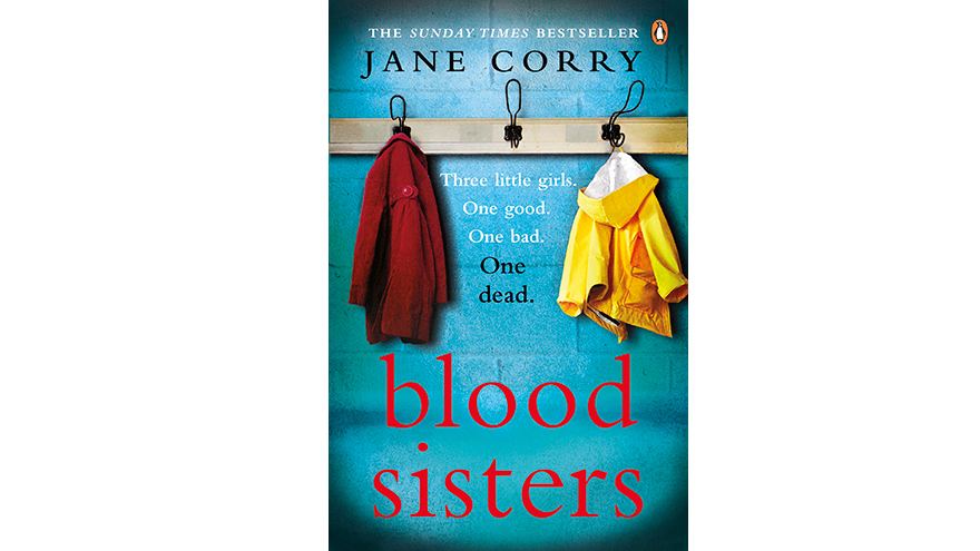 lood Sisters Jane Corry Book Cover