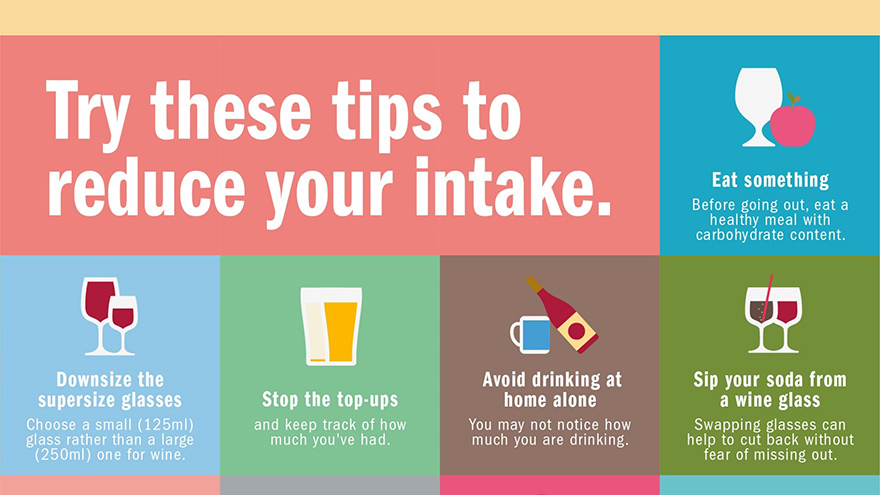 Tips to reduce your intake