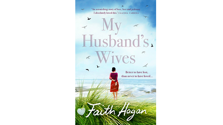 My Husbands Wives Faith Hogan cover