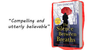 The silence Between Breaths book cover