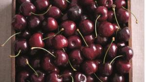 Box of cherries