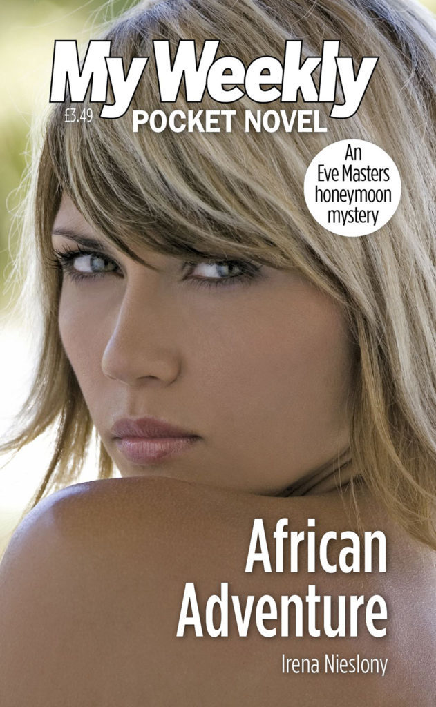 Cover of African Adventure pocket novel