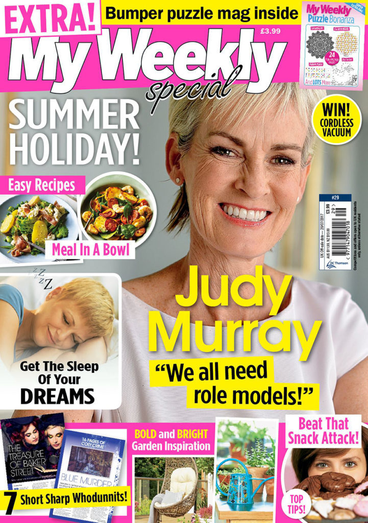 Cover of My Weekly Summer Holiday Special