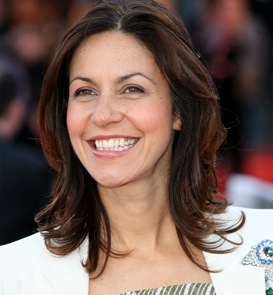 TV presenter Julia Bradbury