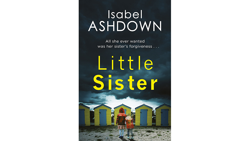 Little Sister book cover