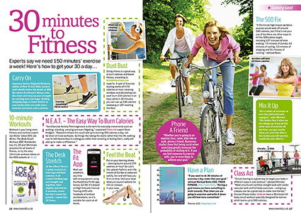 30 min to fitness guide