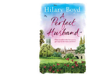 A Perfect Husband cover Hilary Boyd