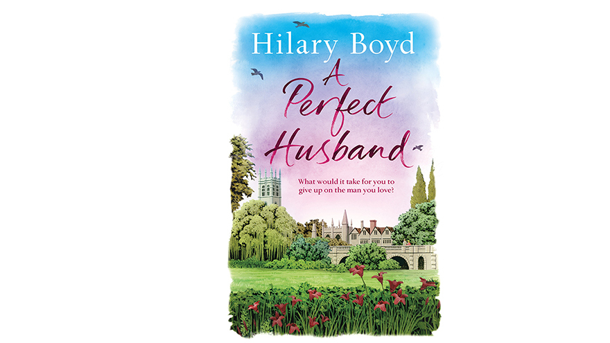 A Perfect Husband cover Hilary Boyd