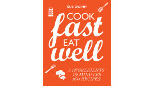 Cook Fast Eat Well book cover