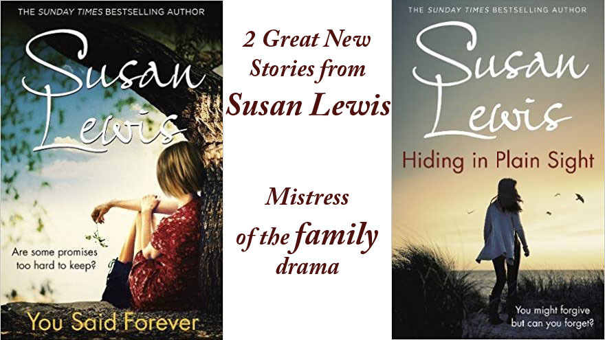 Susan Lewis new titles